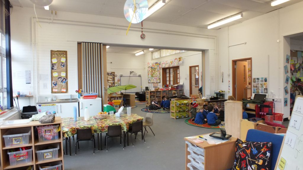 Nursery Learning Environment