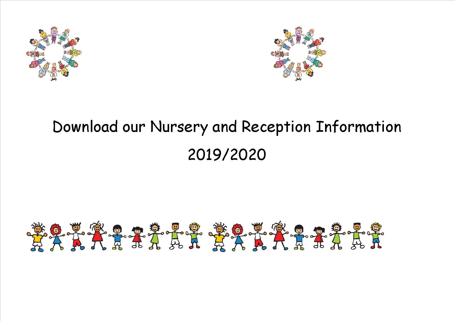Download our Nursery and Reception Information